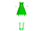 MMD Fairy or Elf outfit DL