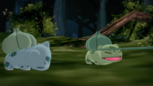 MMD PK Bulbasaur DL-Update-