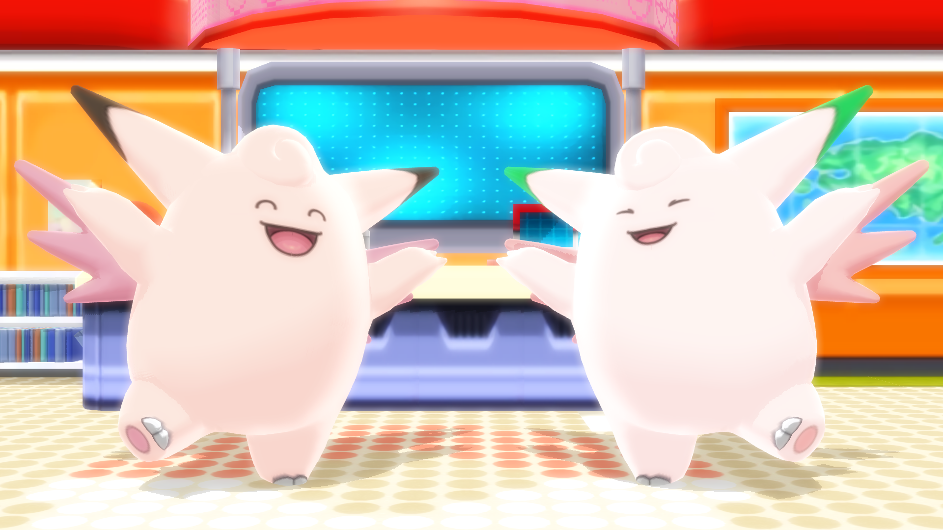Pokemon Clefable Images