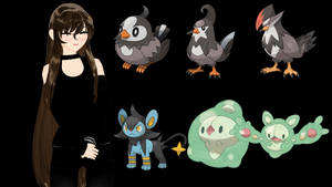 Pokemon SMD Model Pack 7 by 2234083174
