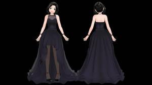 MMD Pretty Formal Dress DL