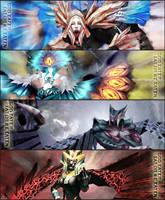 Aragami Signature Set 2 by NoraChroma