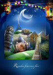Poster for ramadan