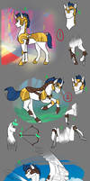 Equestrian Military by Joan-Grace