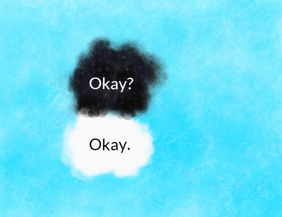 Okay? Okay. by dmhello