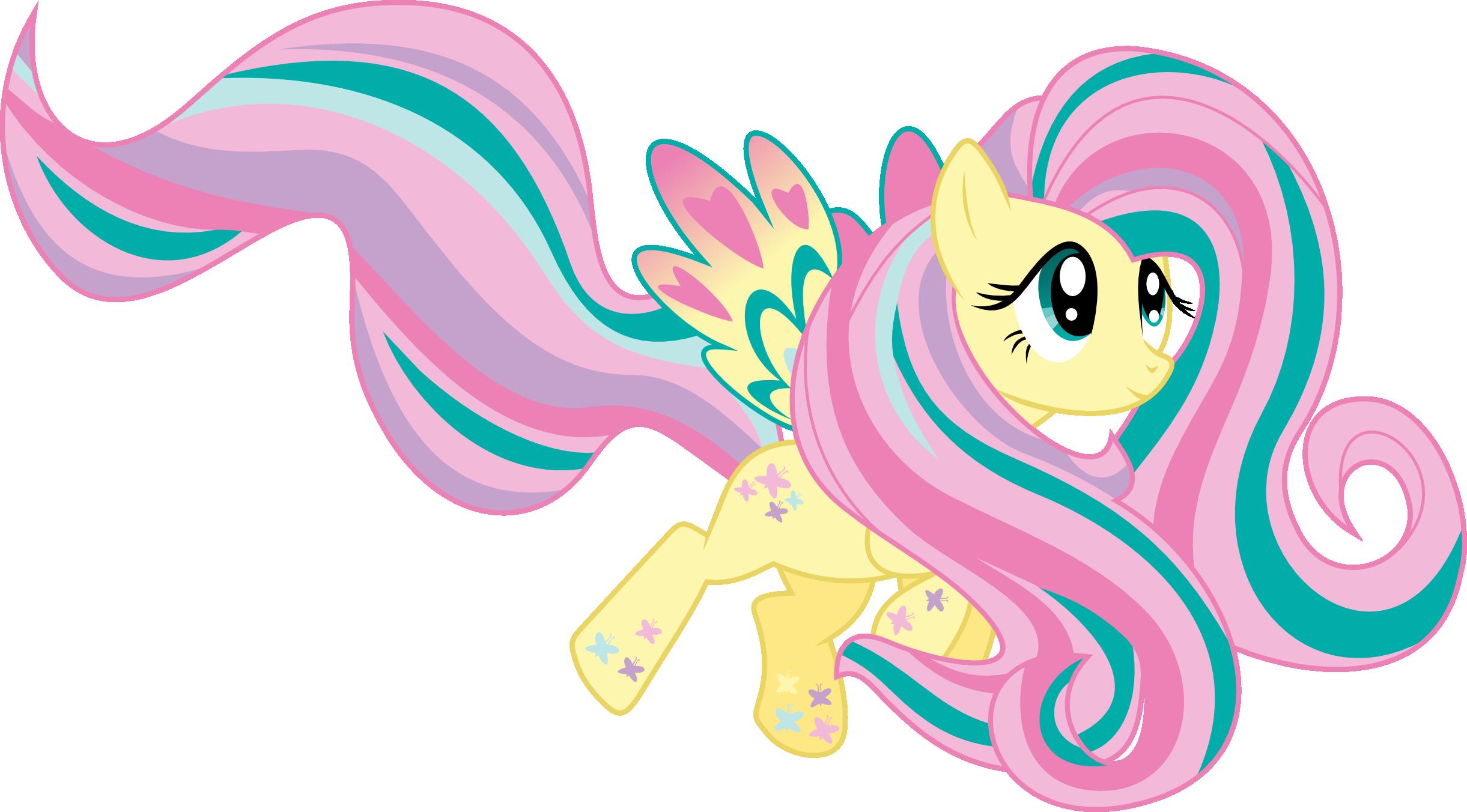Rainbow Power Fluttershy by whizzball2 on DeviantArt