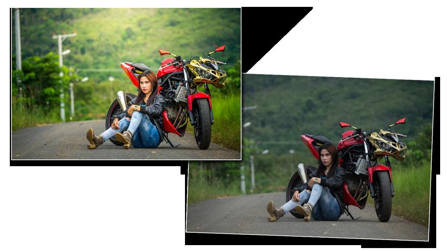 1.5XST - Preset 9 - Simple Photo Enhancement by hardtobesimple