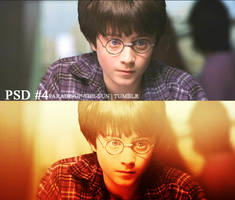 Harry Potter ScreenCaps PSD by ParadeOfTheSun