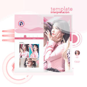 066 TEMPLATE (interpretacion) by itsporcelain