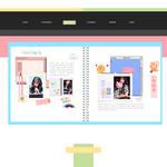 JOURNAL TWITTER TEMPLATE PSD 06 BY ITSPORCELAIN