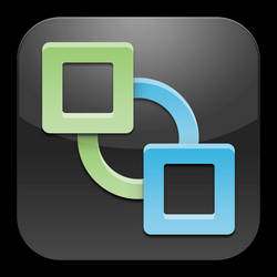 VMware View iOS icon by flakshack
