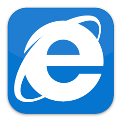 Internet Explorer by flakshack