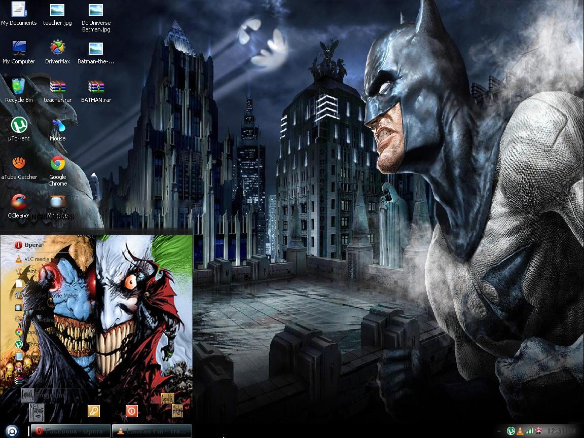 Google themes batman -  Windowblinds Batman By Fcoss