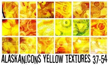 alaskanicons yellow textures 3 by AlaskanEskimoPie