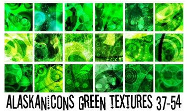 alaskanicons green textues 3 by AlaskanEskimoPie