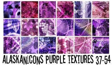 alaskanicons purple textures 3 by AlaskanEskimoPie
