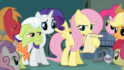 My Little Pony - FlutterDash Animation Gif by GT4tube