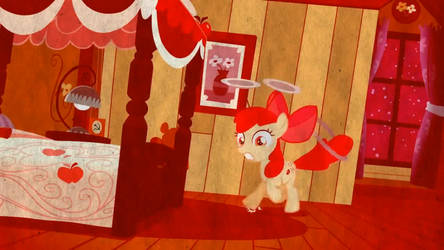 MLP - Soviet Applebloom Dancing Animation Gif by GT4tube