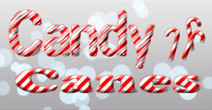 Candy Canes Style