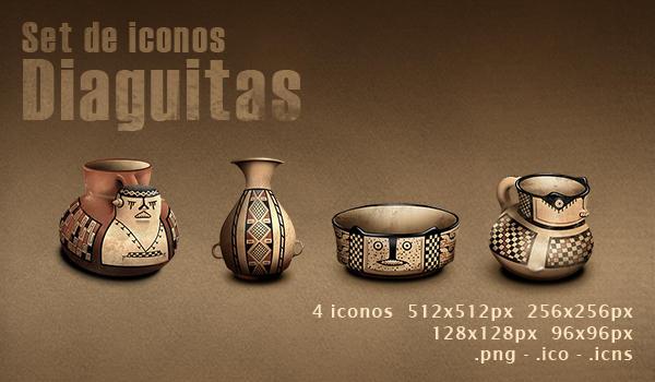 Iconos Diaguitas by Vincentburton