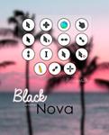 Black Nova Cursors || Clari
