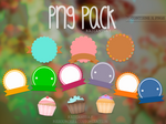 Pngs Pack || Clari