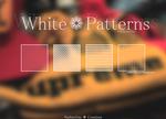 White Patterns || Clari