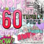 60 TumblrPngs|| Luli.