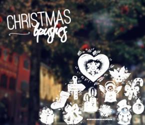Christmas Brushes|| Luli.