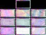 colourful templates