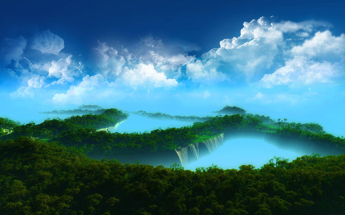 Cypress Lookout by boss019