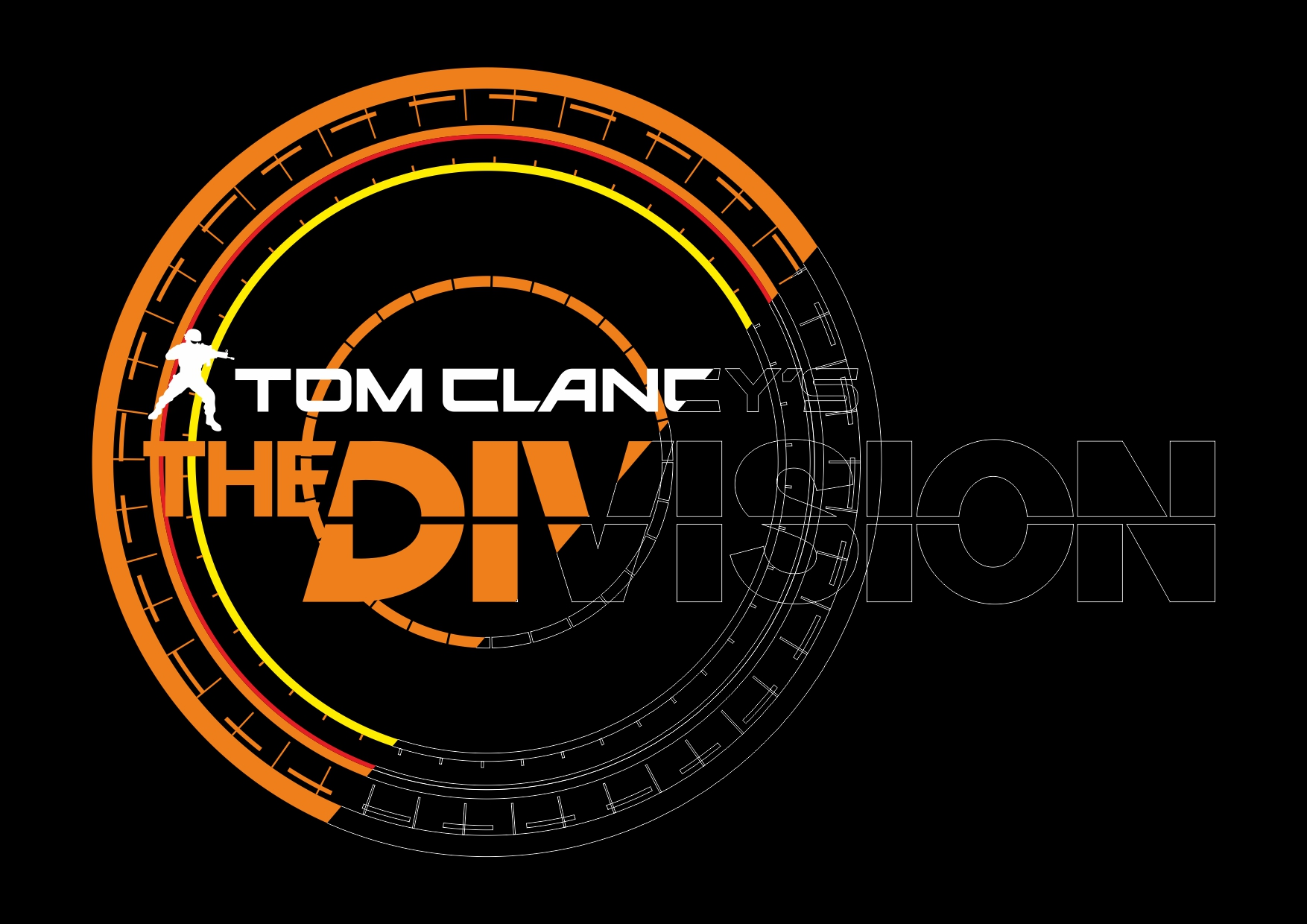 Tom Clancy's The Division Logo Vector By PechiCZE On