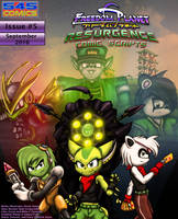 Freedom Planet Resurgence Issue 5 Comic Script PDF by CCI545