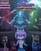 Freedom Planet Resurgence Issue 6 Comic Script PDF by CCI545