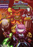 Freedom Planet Resurgence Issue10 Comic Script PDF by CCI545