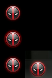 Deadpool Start Button by Lateralus138