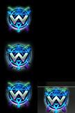 Wildstar Start Button Orb