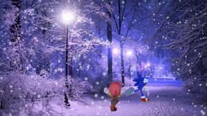 Run Through the Snow