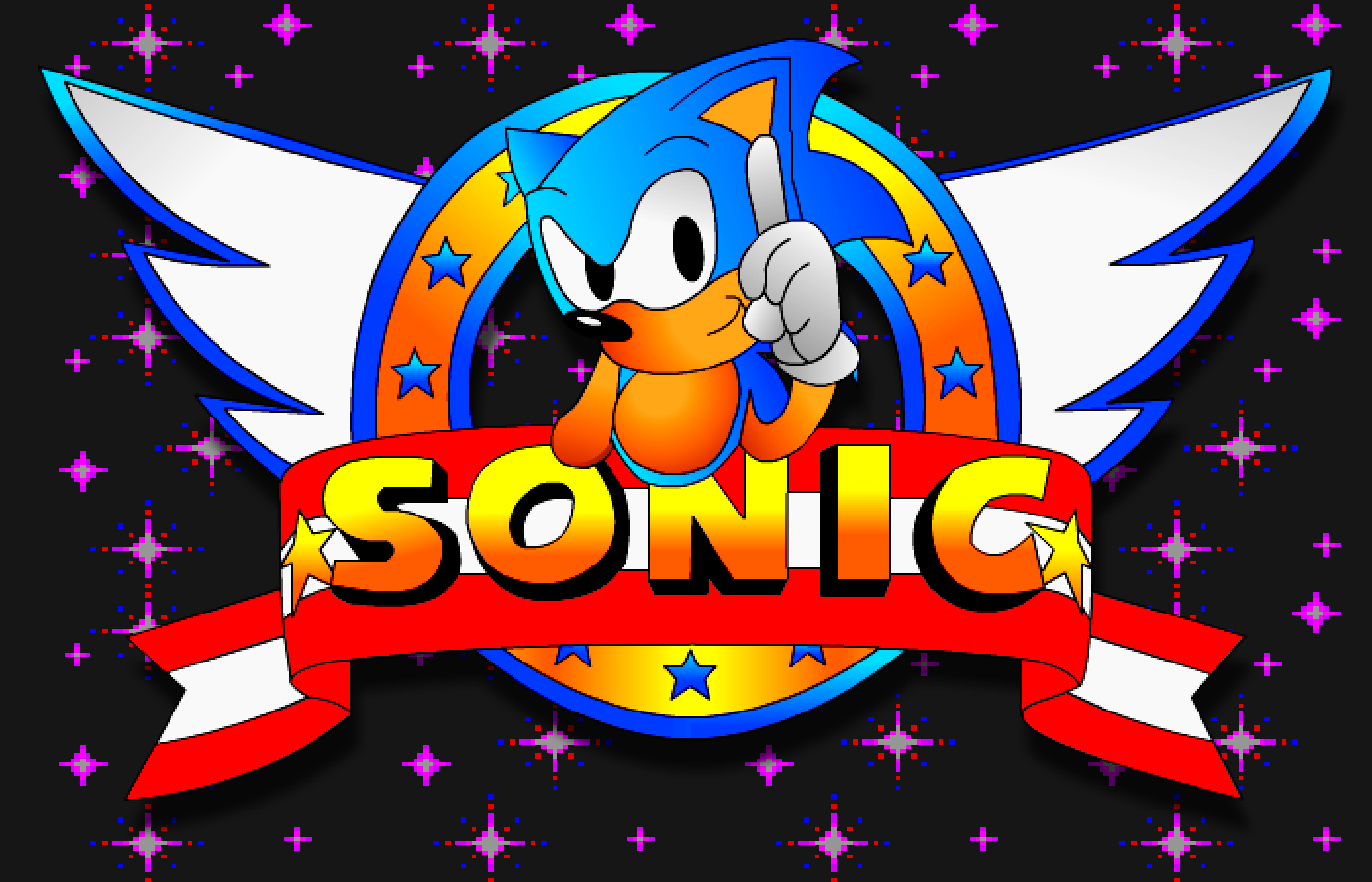 Sonic says no, muthafukkah