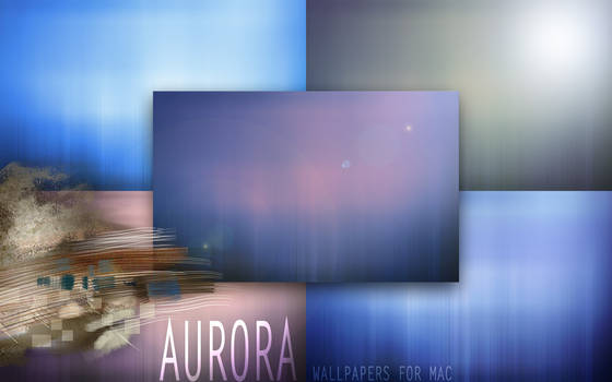 Aurora Abstract Wallpapers