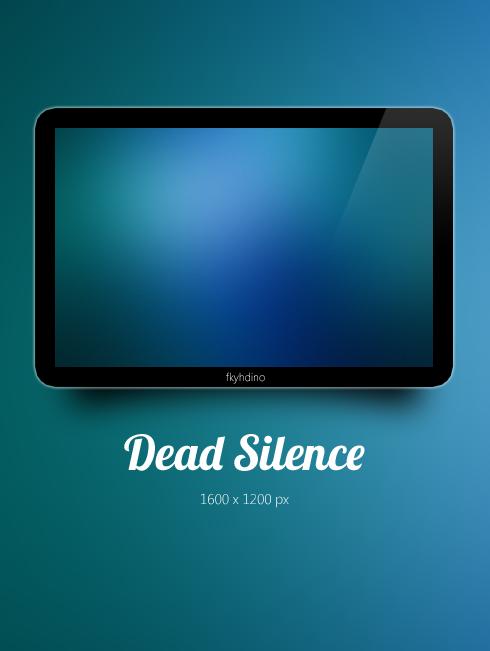 Dead Silence by fkyhdino