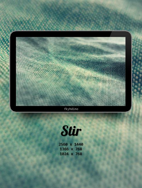 Stir by fkyhdino