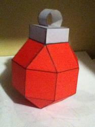 Simple Ornament Template