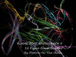 Flame-Glow Gimp Brushes-Set II
