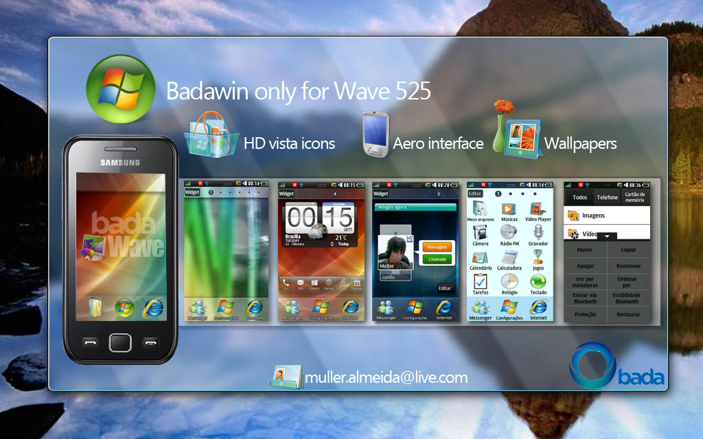 samsung wave bada software free