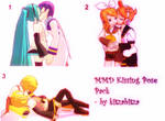 MMD Kissing Poses Pack Dl