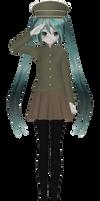1925 Appearance Miku