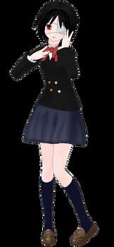 MMD Mei Misaki