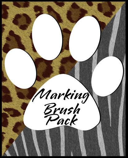 Marking Brush Pack by NyraXerz