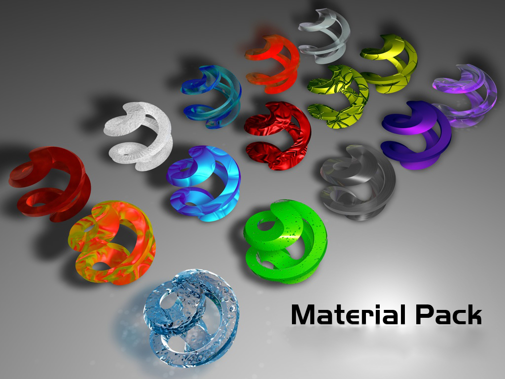 Material pack by JanisVepris